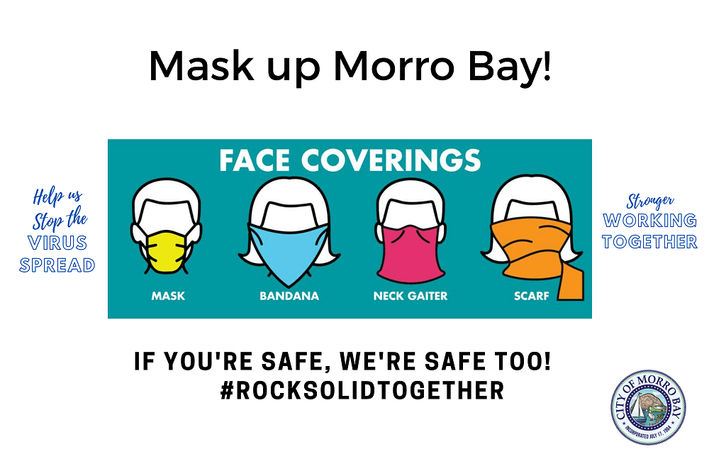 Mask Up Morro Bay